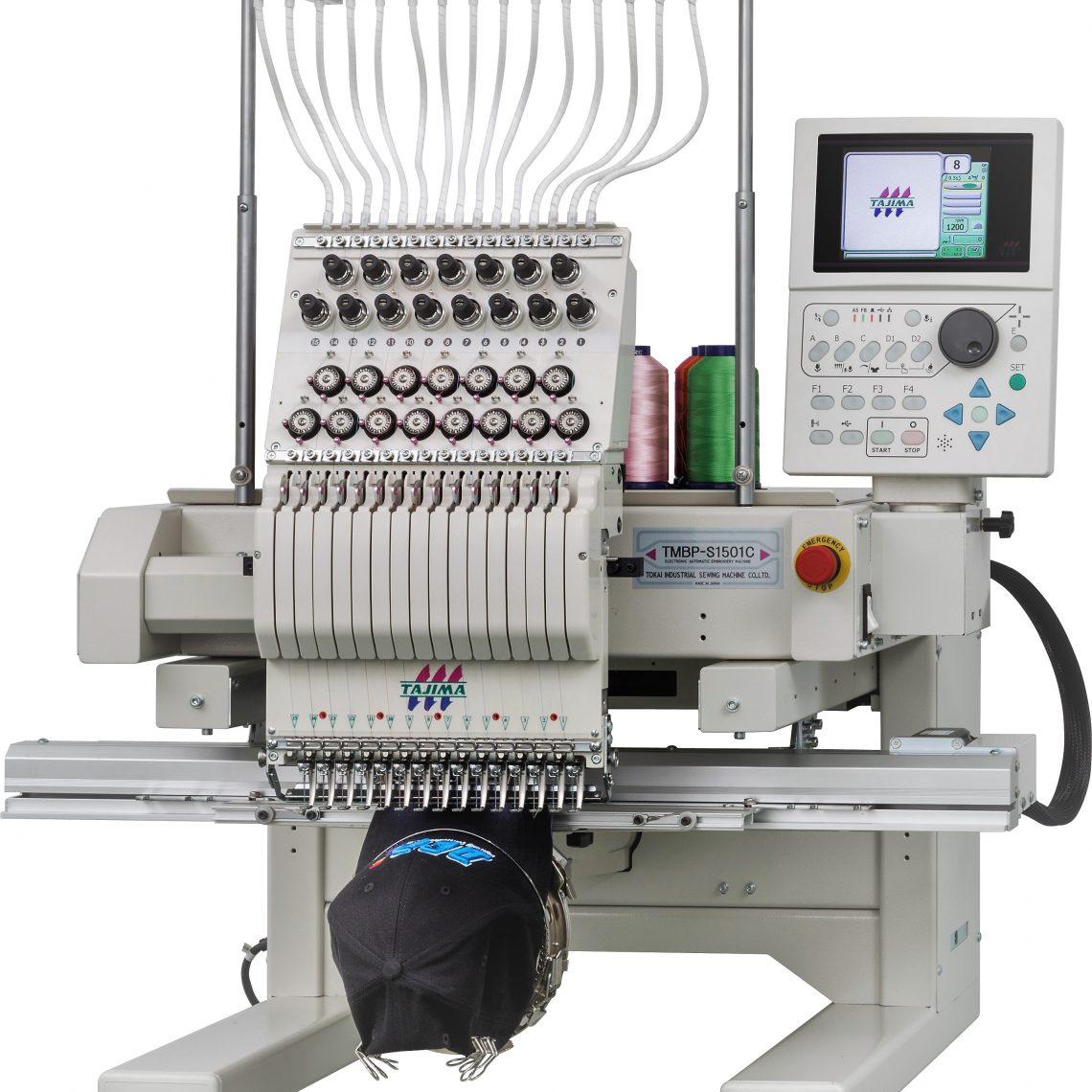 máquina de bordar Tajima TMBP-SC
