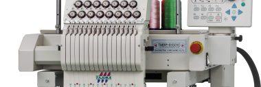 máquinas de bordar multicabezal